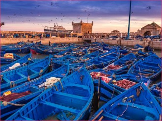 3 DAY TOUR FROM CASABLANCA TO THE BEAUTIFUL CITY  ESSAOUIRA