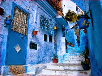 2 DAYS TOUR FROM CASABLANCA TO CHEFCHAOUEN