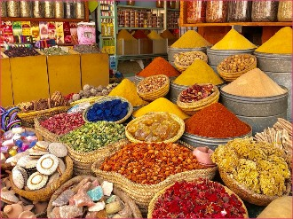 THE COLORS OF MOROCCO IN 10 DAYS FROM MARRAKECH