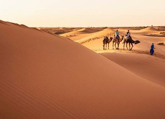 private 3 dasy 2 nights Fes tour - desert tour from Fes to Merzouga and Marrakech