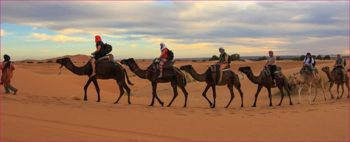 The Colors of Morocco - Classical Morocco is a 10 day private tour of Morocco