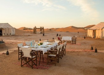 Private tours from Fes - 2 days 1night tour from Fes to Merzouga Desert