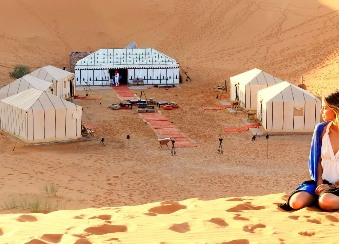 4 Day (3 Night) Marrakech Private Tour Package - Marrakech to Sahara trip