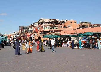 Casablanca tour - 2 days Tour from Casablanca to Ouzoud and Marrakech
