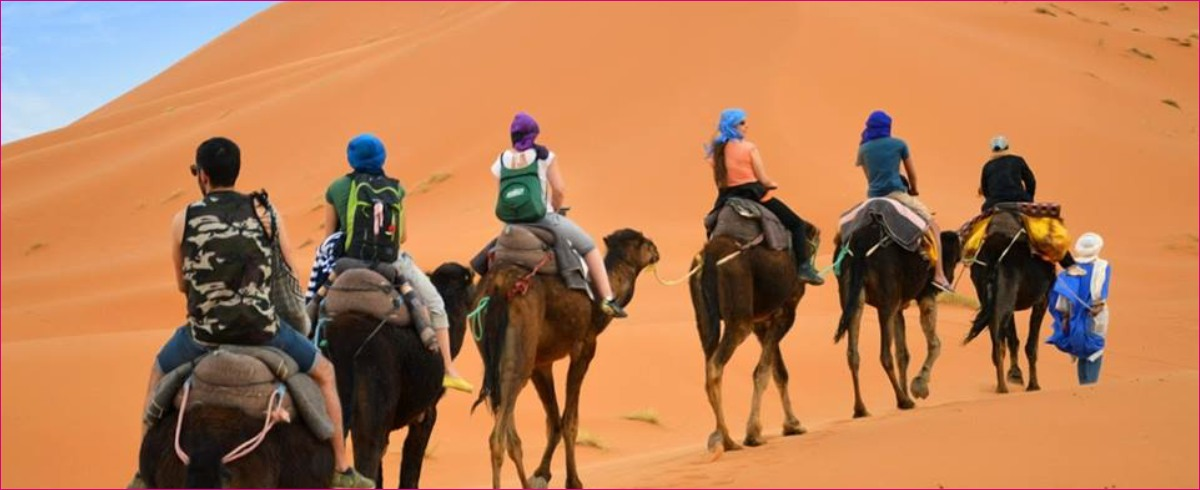 8 days Desert tour from Fes with Imperial cities