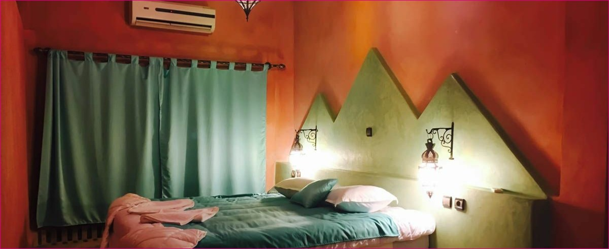 Accommodation during your private tour in Morocco