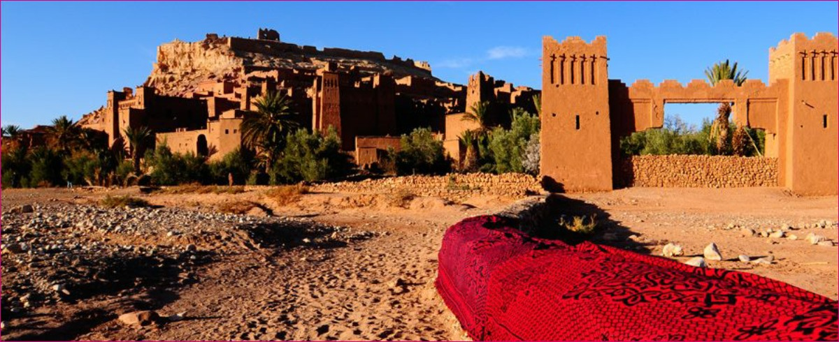 5 Day (4 Night) Marrakech Private Tour Package  - private 5 days tour from Marrakech to desert