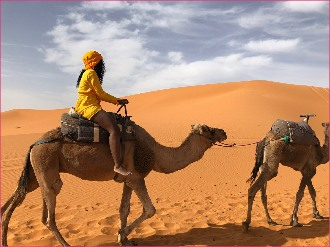 2 days tour from Fes to Merzouga Desert