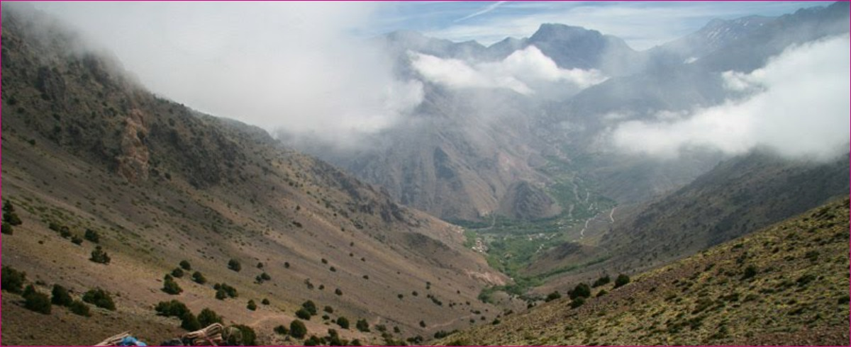 A full Marrakech Day trip  to Asni & Imlil with lunch in Kasbah Toubkal
