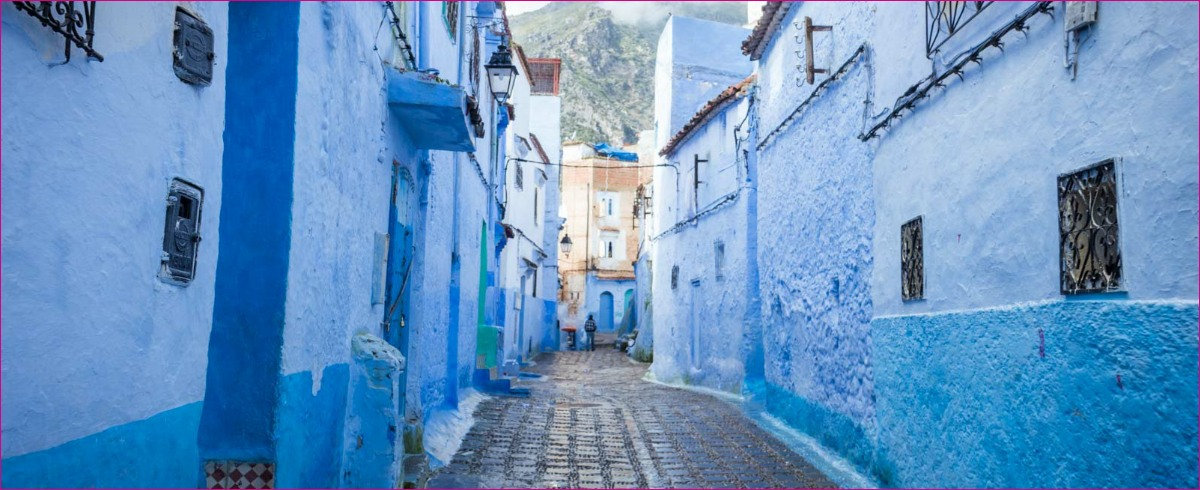 Chefcahouen excursion - 2 days 1 night tour from Casablanca to Chefchaouen