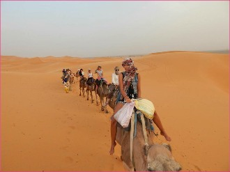 8 days Sahara desert tour From Casbalanca