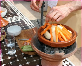 Marrakech Cooking Experience in local House