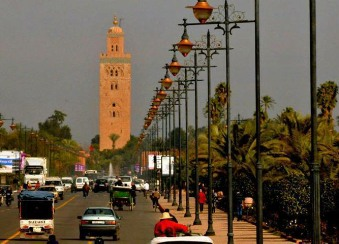 Casablanca guided day trip to Marrakech