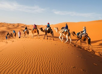 2 days trip from Casablanca to Zagora desert