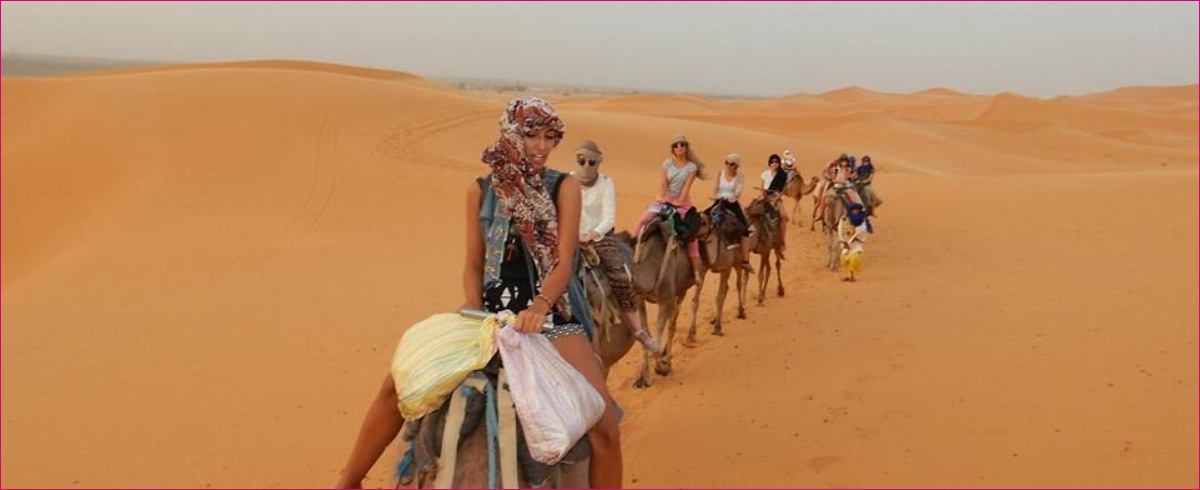 Best private 8 days Sahara desert tour From Casbalanca with 4x4