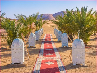 3 days tour from Fes to Merzouga and Marrakech